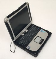 Panasonic Toughbook CF-19 Mk3 1.2GHz 4GB  120GB SSD Win 10 Touch Screen - Used
